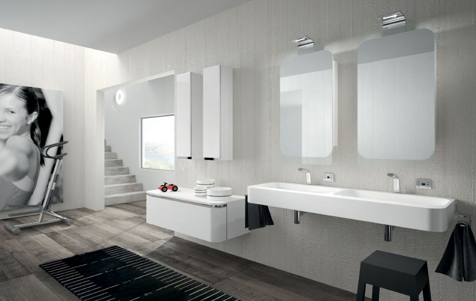 Acacia ardeco: bagno mobili da bagno