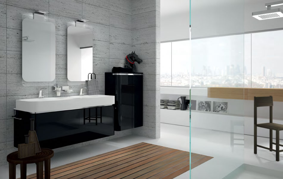 Acacia ardeco bagno mobili da bagno - Ardeco mobili bagno ...