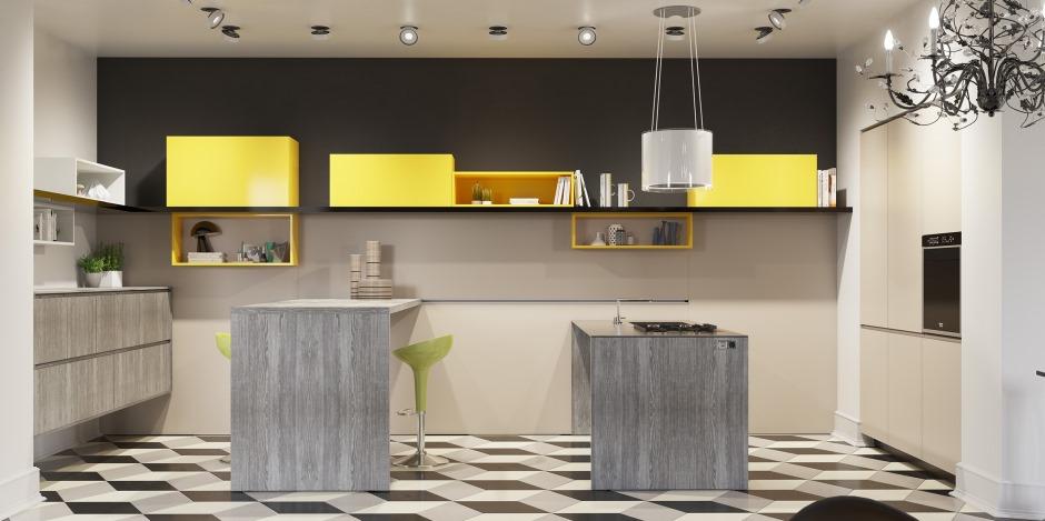 Cucina Del Tongo : nuovi modelli