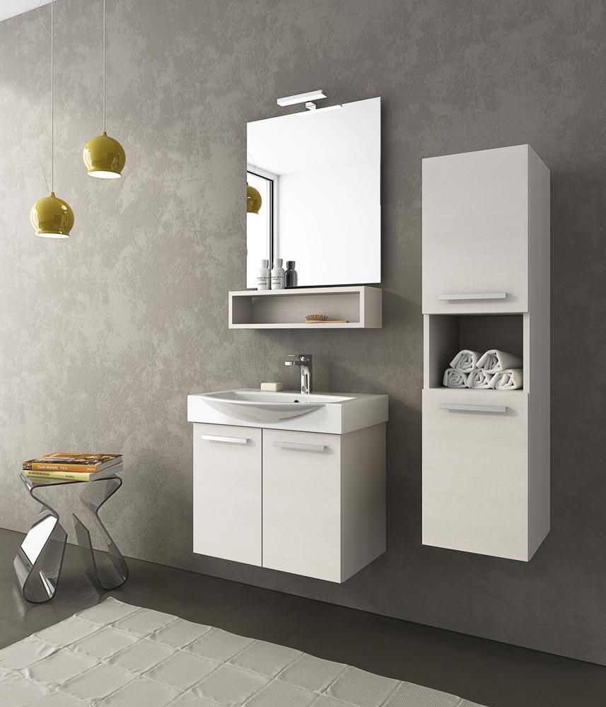 Urban monoblocco manhattan legnobagno bagno mobili da bagno for Bagno urban