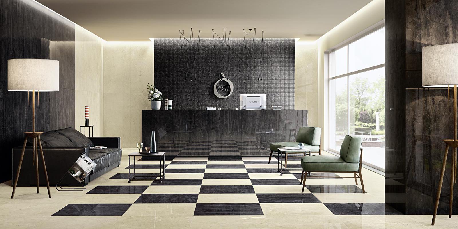 Bistrot ceramiche ragno pavimenti gres porcellanato for Ceramiche gres porcellanato