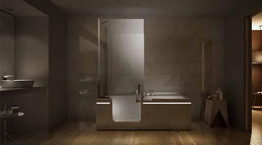 Combinati teuco bagno sanitari rubinetteria e accessori - Combinati vasca doccia ...