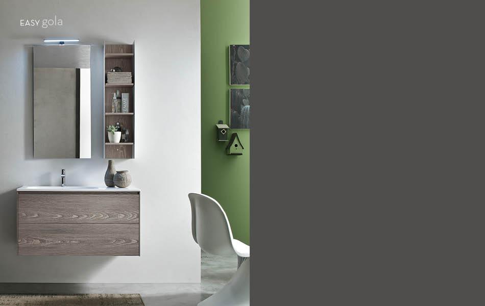 Easy ardeco bagno mobili da bagno - Arredo bagno santa maria di sala ...