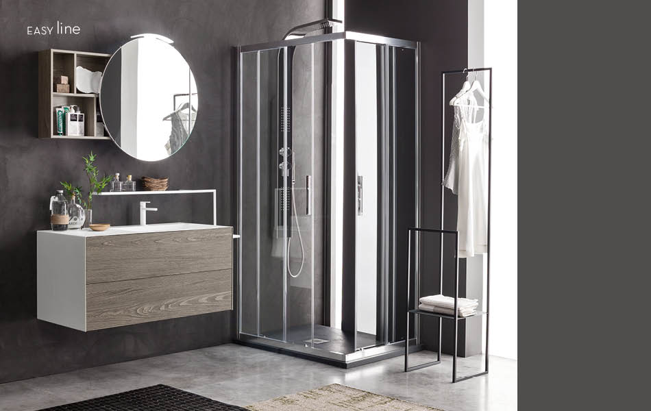 Easy ardeco bagno mobili da bagno for Arredo bagno villafranca