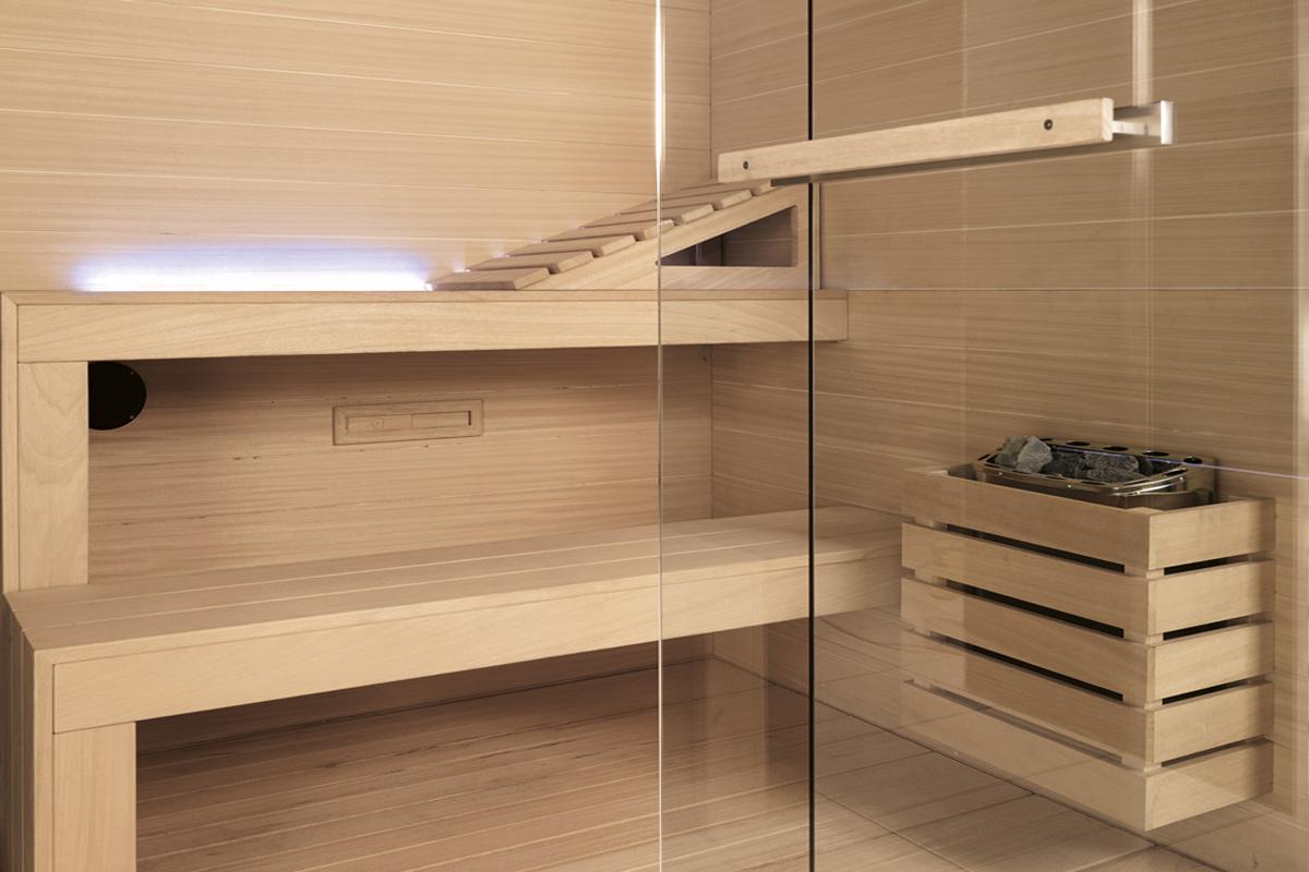 Ethos hafro: bagno saune e bagno turco