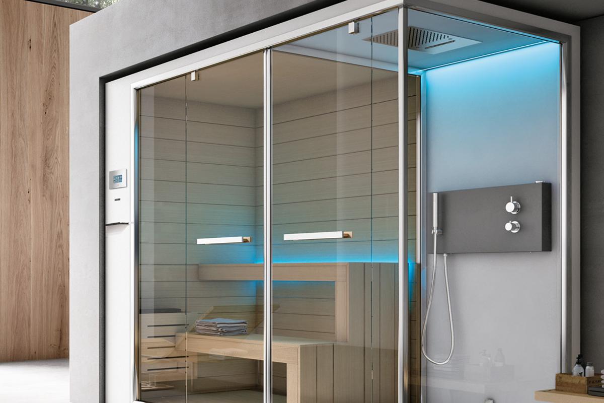 Ethos c hafro: bagno saune e bagno turco