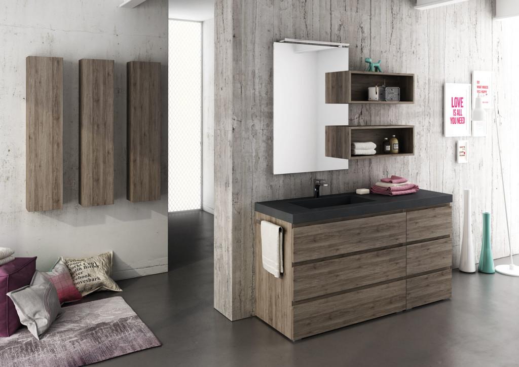 Mobili da bagno componibili trendy offerte mobili per bagno offerte su mobili bagno componibili - Mobili componibili per bagno ...