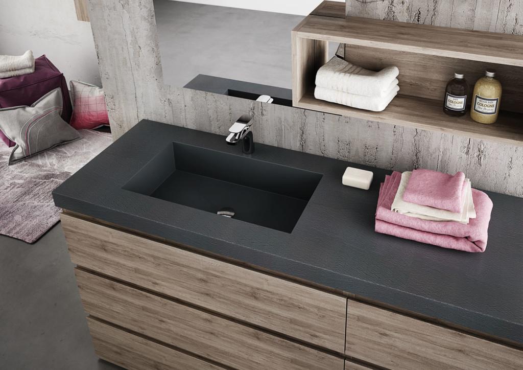 Mobili Bagno Legno Rustico : Freedom legnobagno bagno mobili da bagno