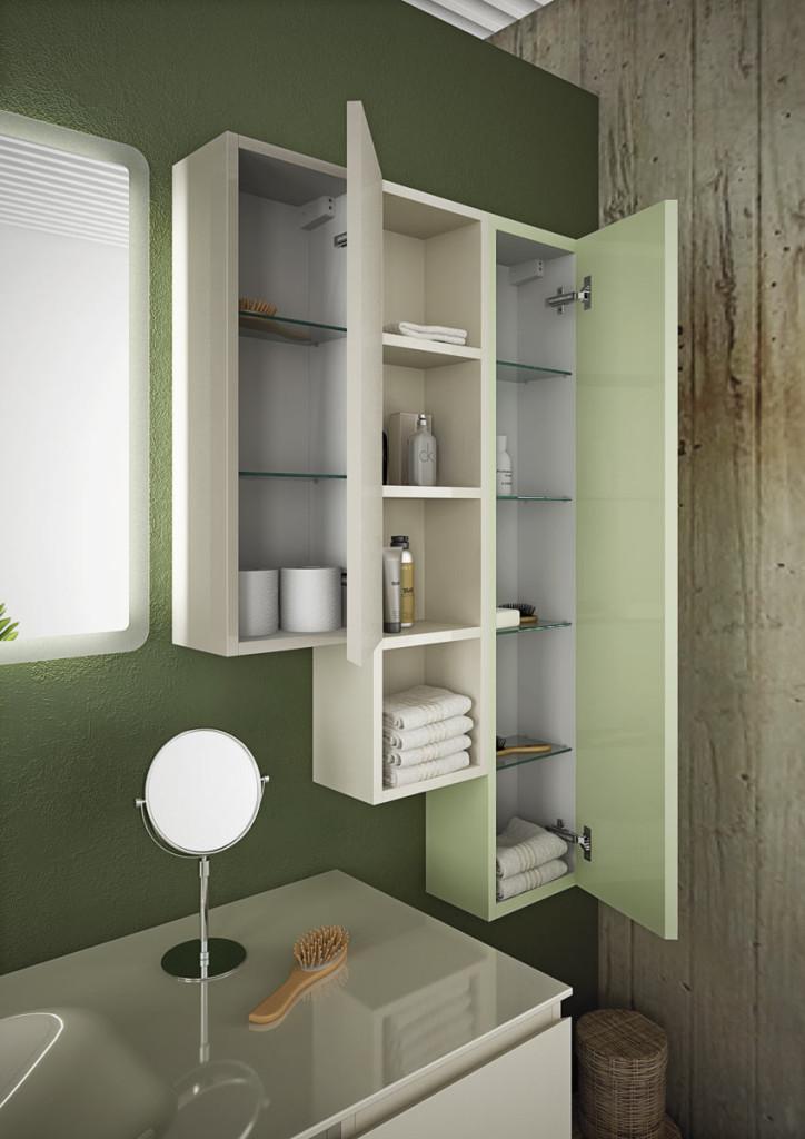 Freedom legnobagno bagno mobili da bagno - Mobile bagno componibile ...