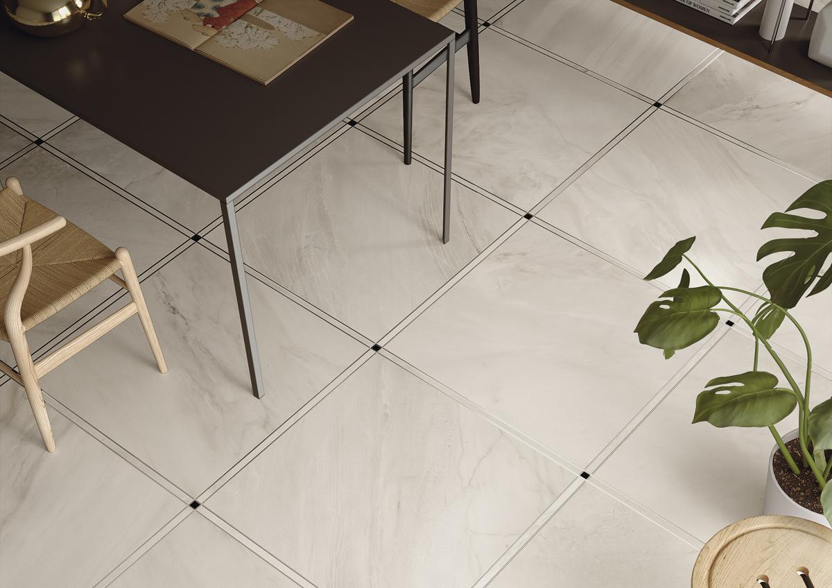 Genus cooperativa ceramiche d 39 imola pavimenti effetto marmo for Ceramiche di imola