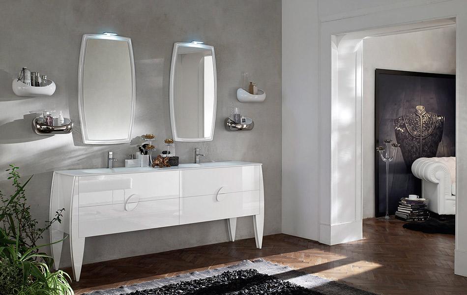 Mobile Da Bagno Glamour : Glamour ardeco bagno mobili da bagno