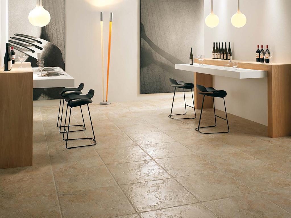 I sassi cooperativa ceramiche dimola: pavimenti gres porcellanato