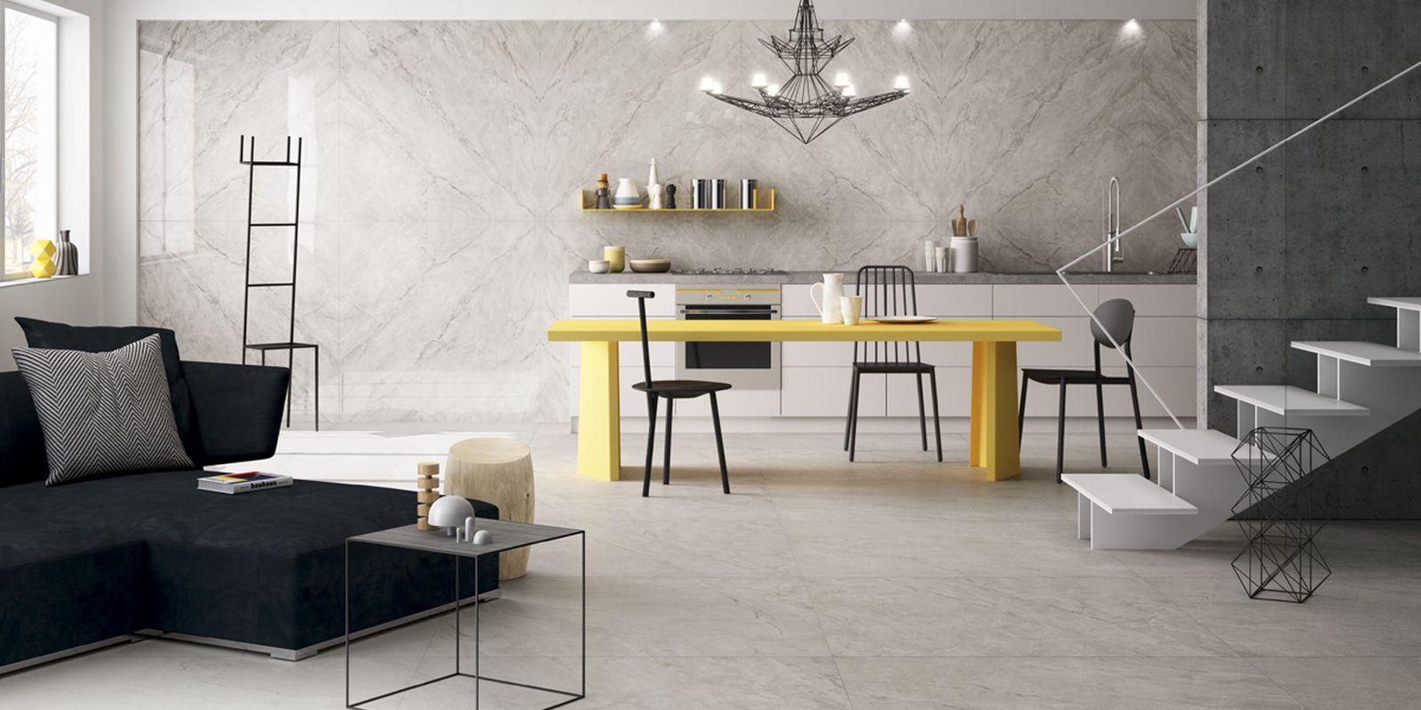Muse Cooperativa Ceramiche d\'Imola: Pavimenti Effetto Marmo