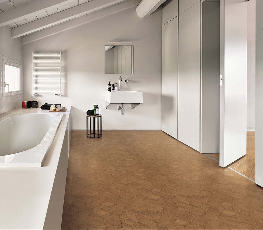 Nid atlas concorde pavimenti effetto legno - Atlas concorde bagno ...