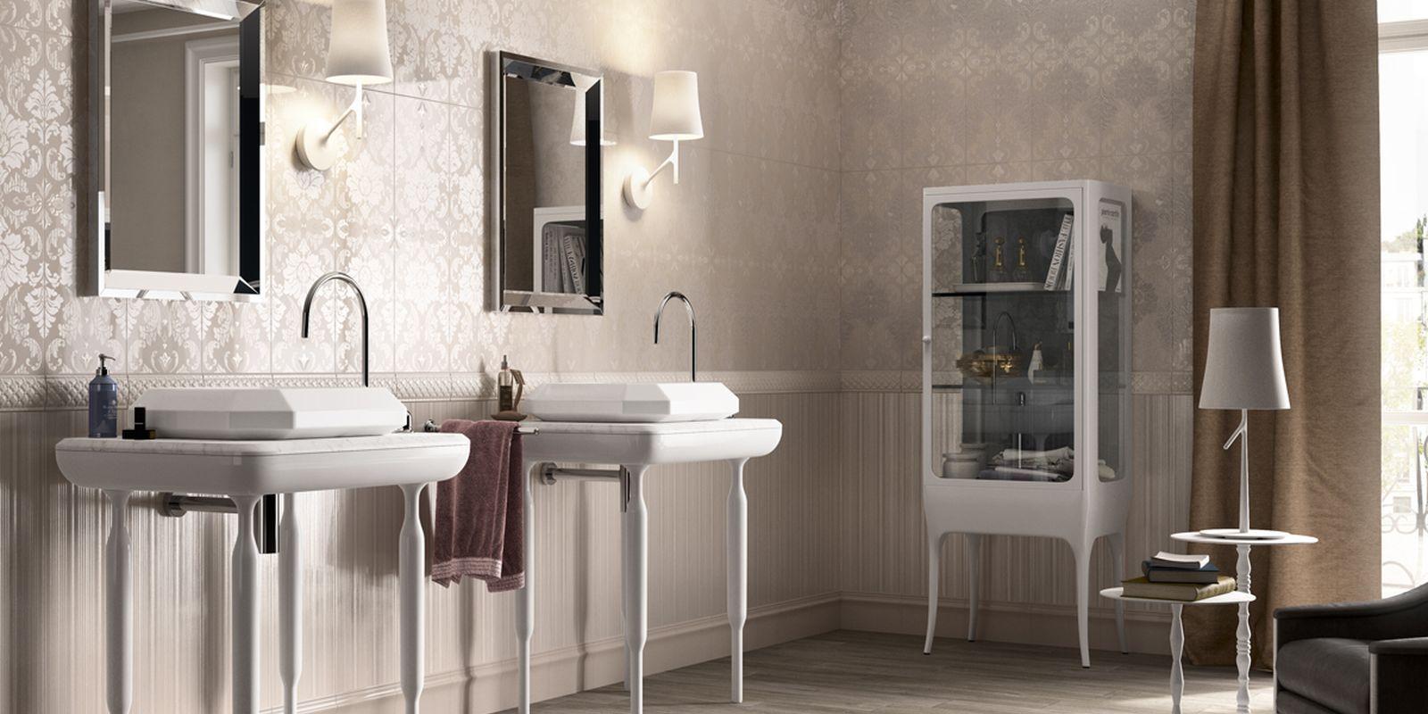 Nuance cooperativa ceramiche d 39 imola rivestimenti gres - Ceramiche bagno classico ...