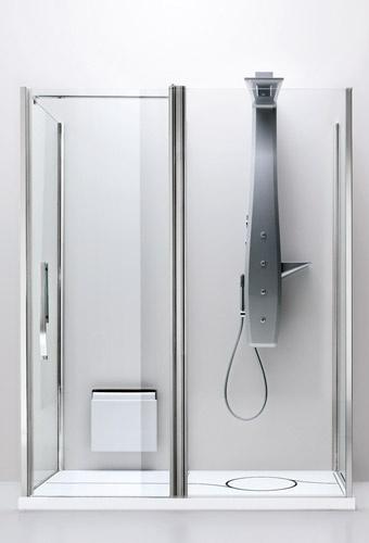 Box doccia serie acqua arblu bagno docce e vasche - Valvola chiusura acqua bagno ...