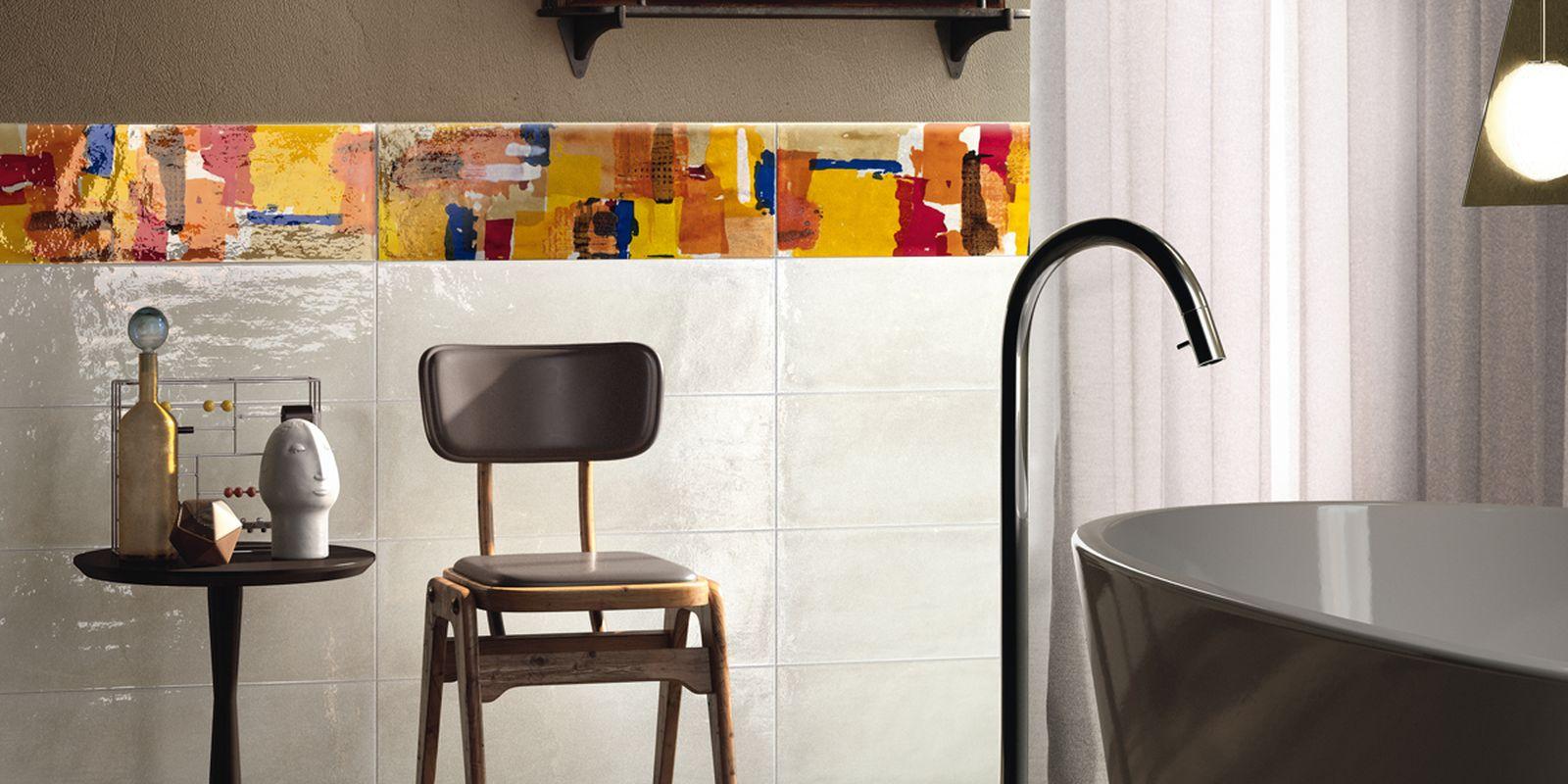 Shades cooperativa ceramiche d 39 imola rivestimenti gres porcellanato e ceramica - Arredo bagno imola ...