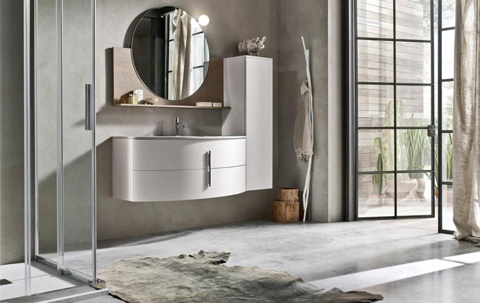 Mobile Da Bagno Glamour : Start round ardeco bagno mobili da bagno