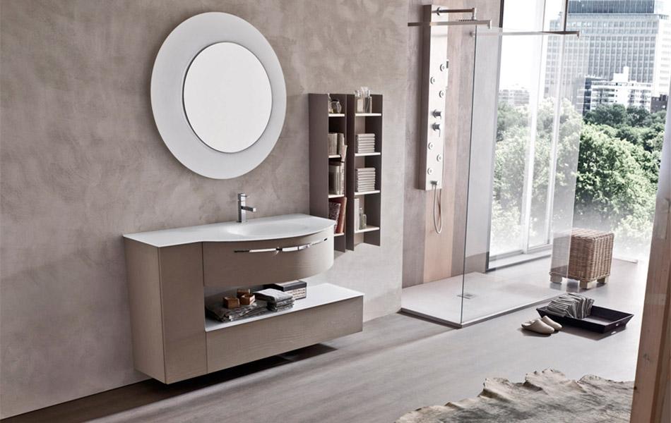 Start round ardeco bagno mobili da bagno