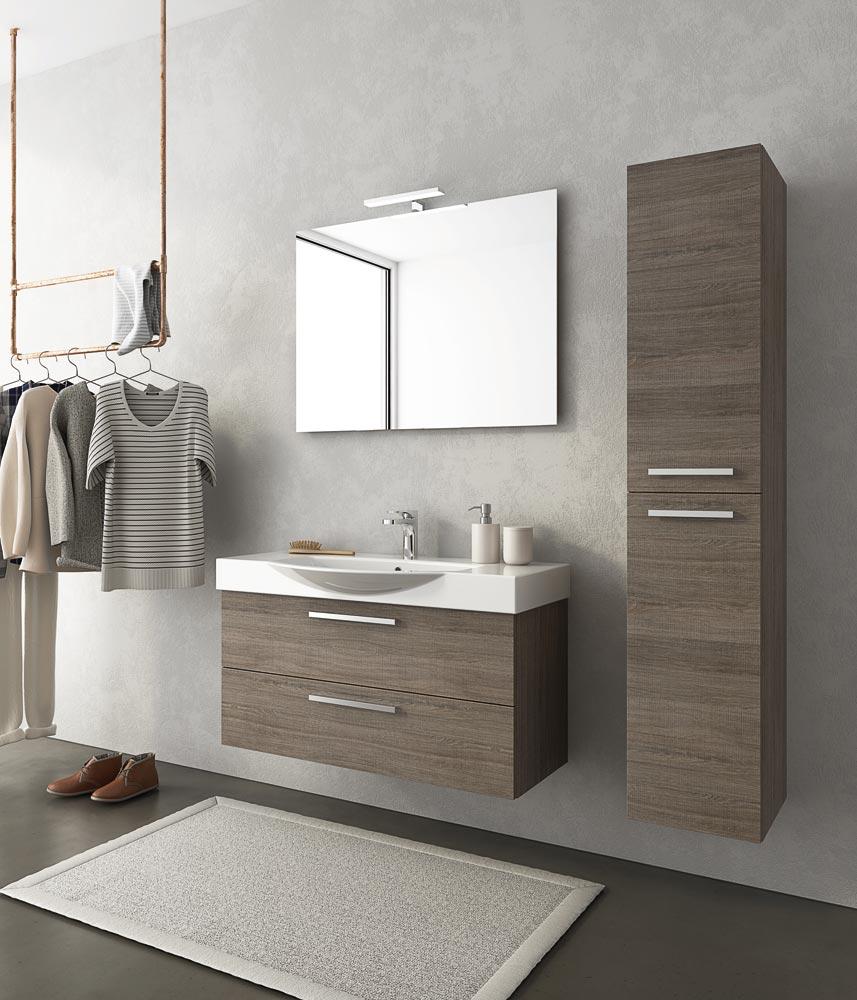 Urban monoblocco manhattan legnobagno bagno mobili da bagno - Monoblocco bagno ...